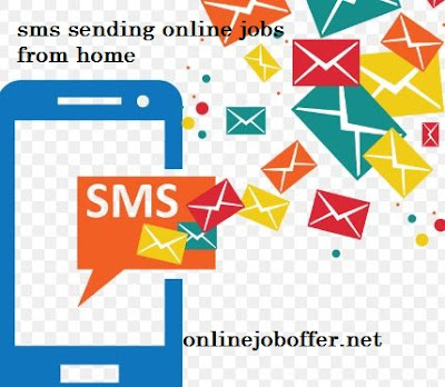 Sms sending jobs without registration fees and with daily payment