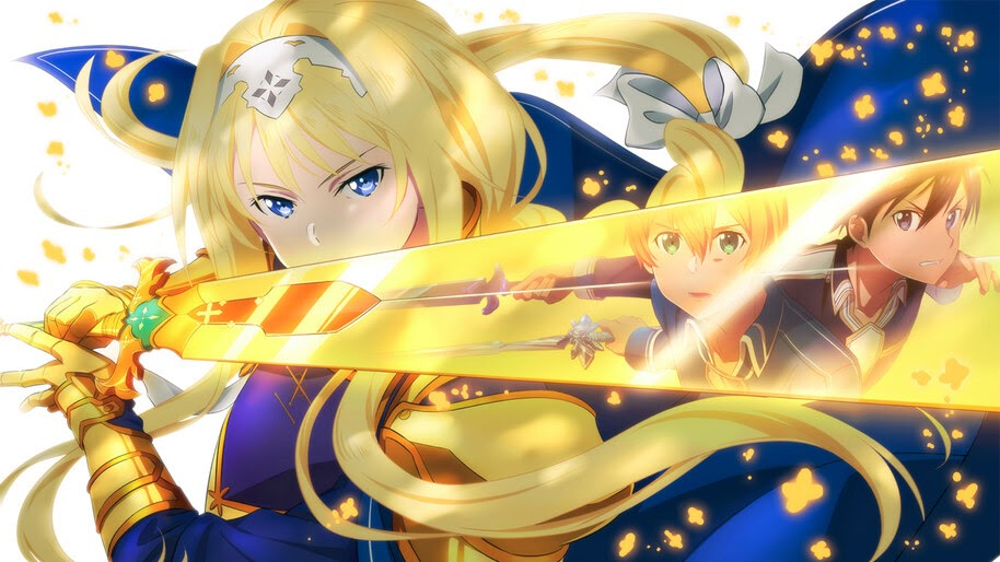 Alice, Sword Art Online Alicization, 4K, #4.1814
