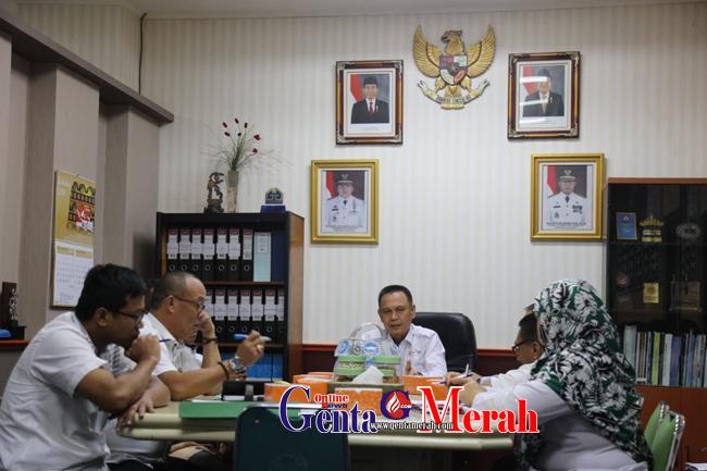 Pemprov Lampung Tunjuk PT WR Turut Dalam  Pengelolaan WK-SES
