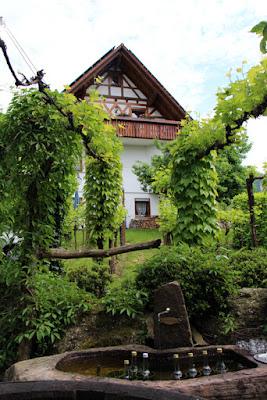 Schnapsbrunnen Sasbachwalden