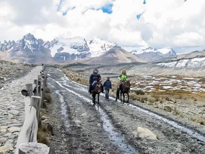 Pastoruri Glacier, Nevado Pastoruri
