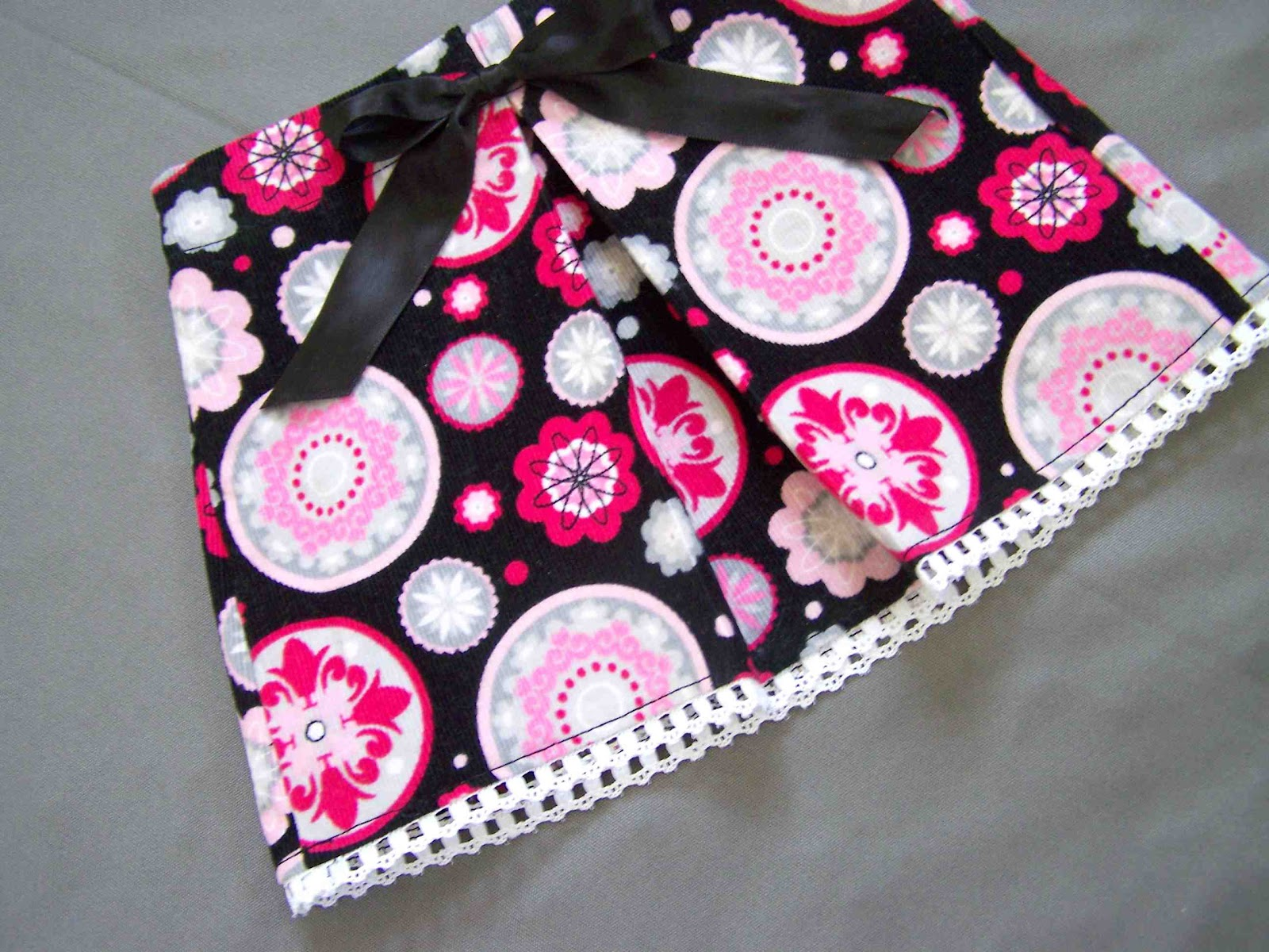 Made By Me Shared With You Tutorial The Box Pleat Baby Skirt