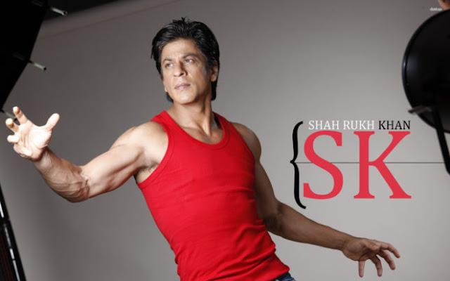 Shah Rukh Khan Hot Pose Desktop HD Wallpapers