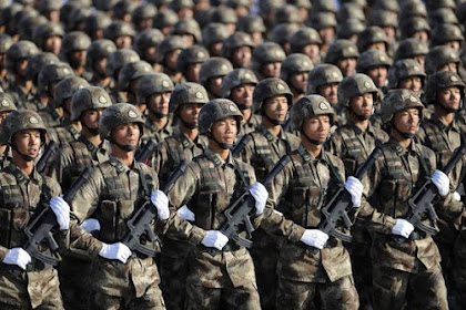 Negara Dengan Anggaran Biaya Perang Terbesar di Dunia