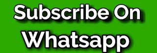Governmentvac Subscribe Button