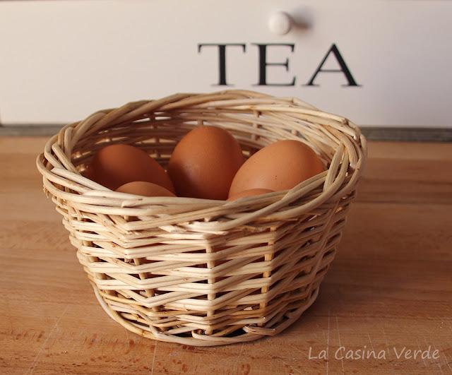 Cestino per le uova