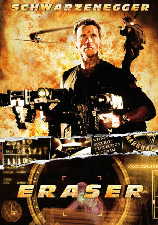 Eraser 1996 BRRip 1080p Hindi English Dual Audio Download