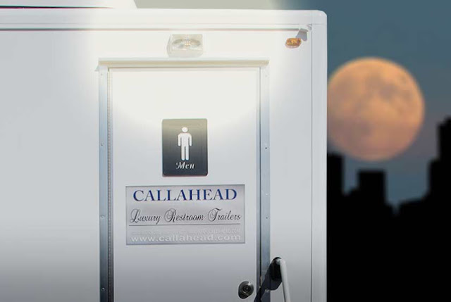The Amagansett Luxury Restroom Trailer and New York Summers - Day or Night!