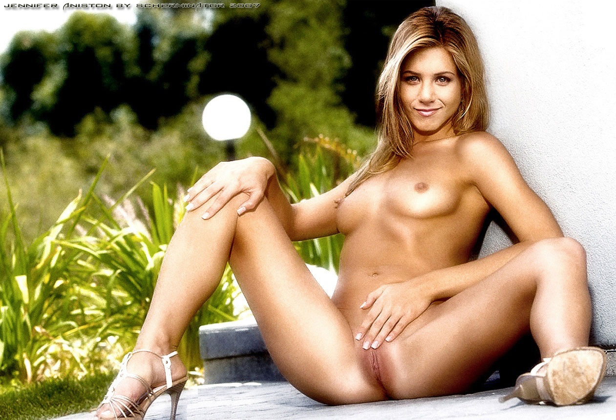 Jennifer aniston nude and fake friends