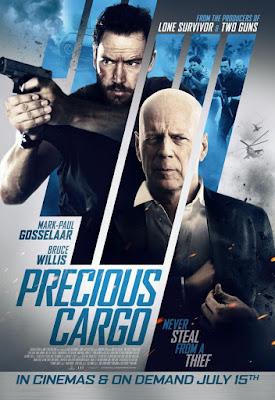 Precious Cargo 2016 DVD R1 NTSC Latino