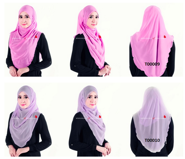 Menjana Pendapatan Sampingan dengan World of Hijab