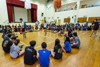 National University of Singapore NUS Orientation Week
