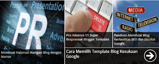 featured post thumbnail metru Ul responsive