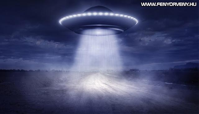 25 évnyi UFO-megfigyelést gyűjtöttek össze