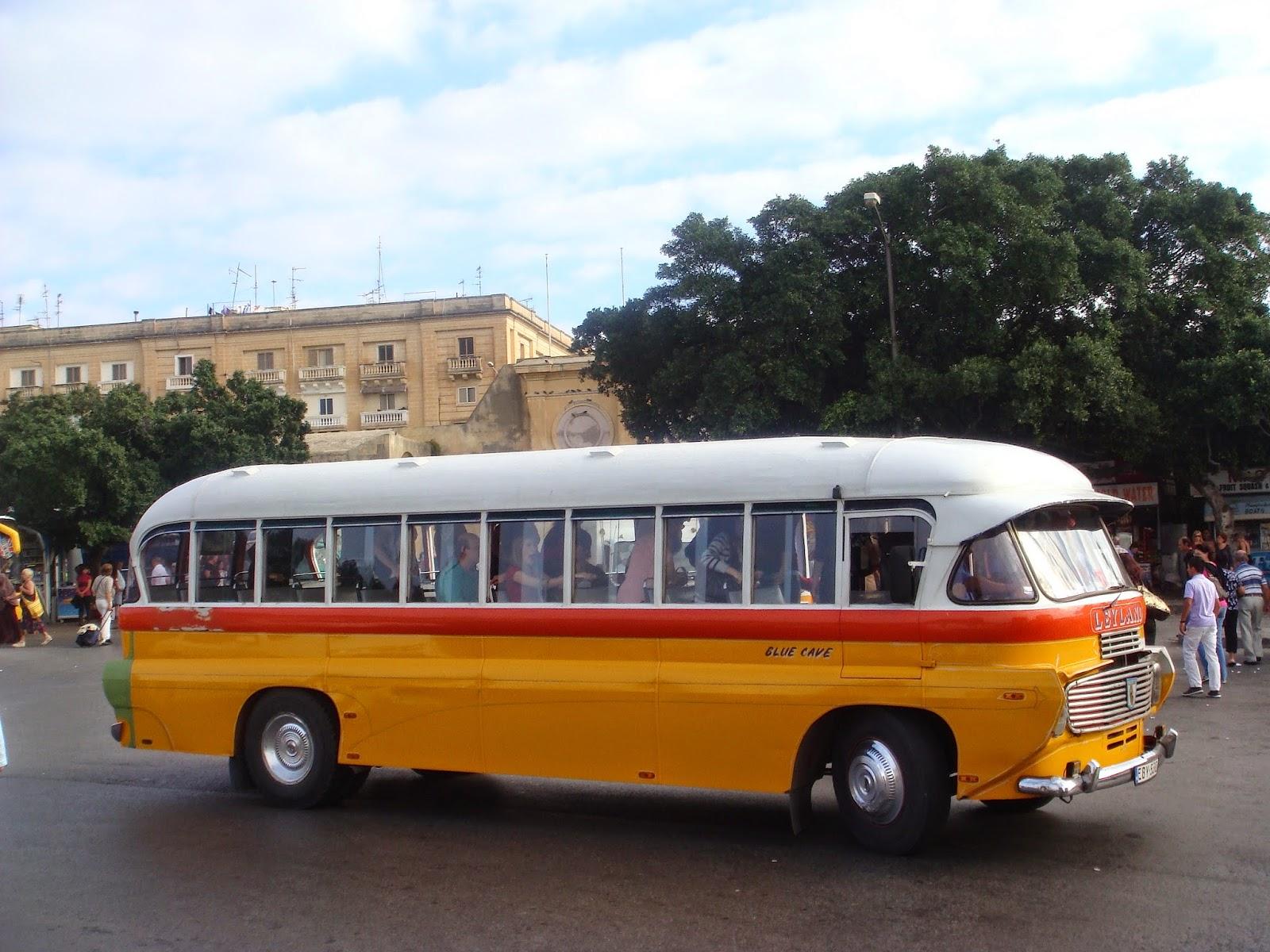 Malta Bus Tageskarte