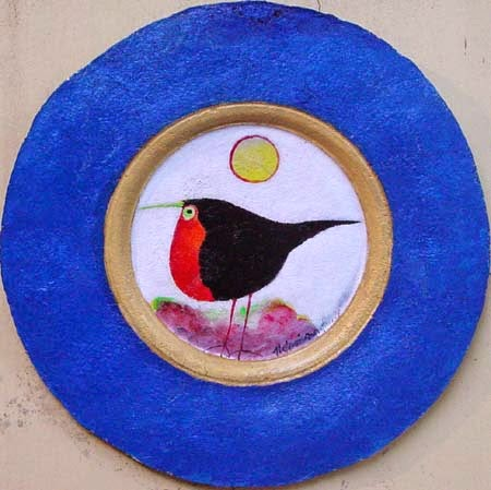Pássaro - Alfredo Volpi e suas principais pinturas