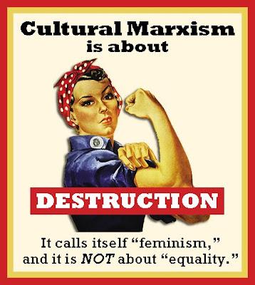 femminismo, marxismo culturale