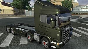 Scania EXC Longline mod