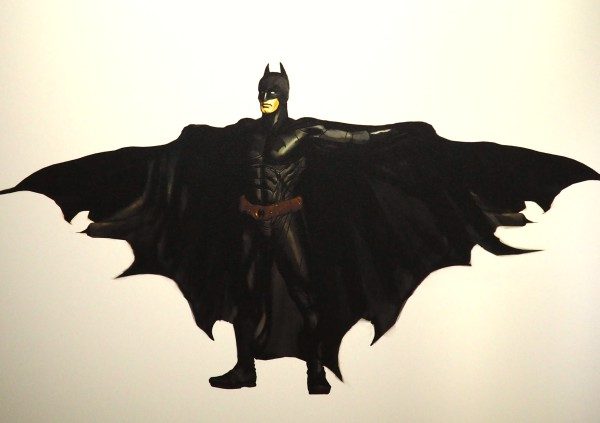 batman costume design