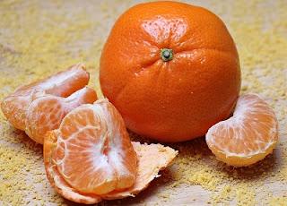 Arancia matura