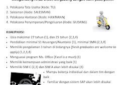 Lowongan Kerja PT Kimia Farma Trading and Distribution Lulusan SMA, S1