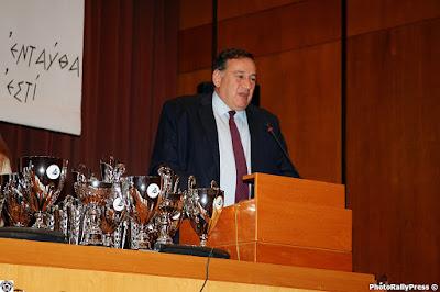 Τελετή Βράβευσης των Πρωταθλητών της αγωνιστικής χρονιάς 2015