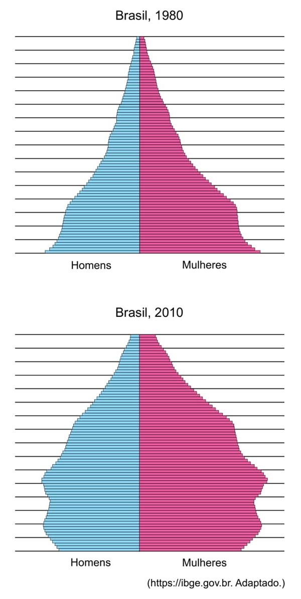 santacasa2019 brasil 1980 brasil 2010 homens mulheres