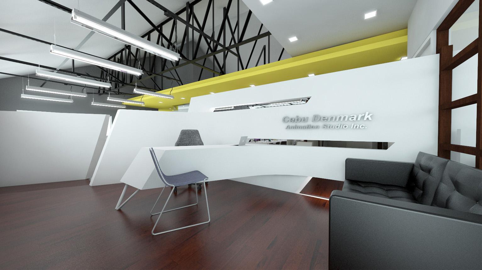 Cedasi office interior design art and architecture for It company interior