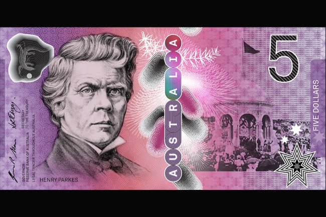 Potential New Australian Banknotes