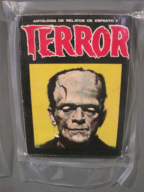 terror en el laboratorio