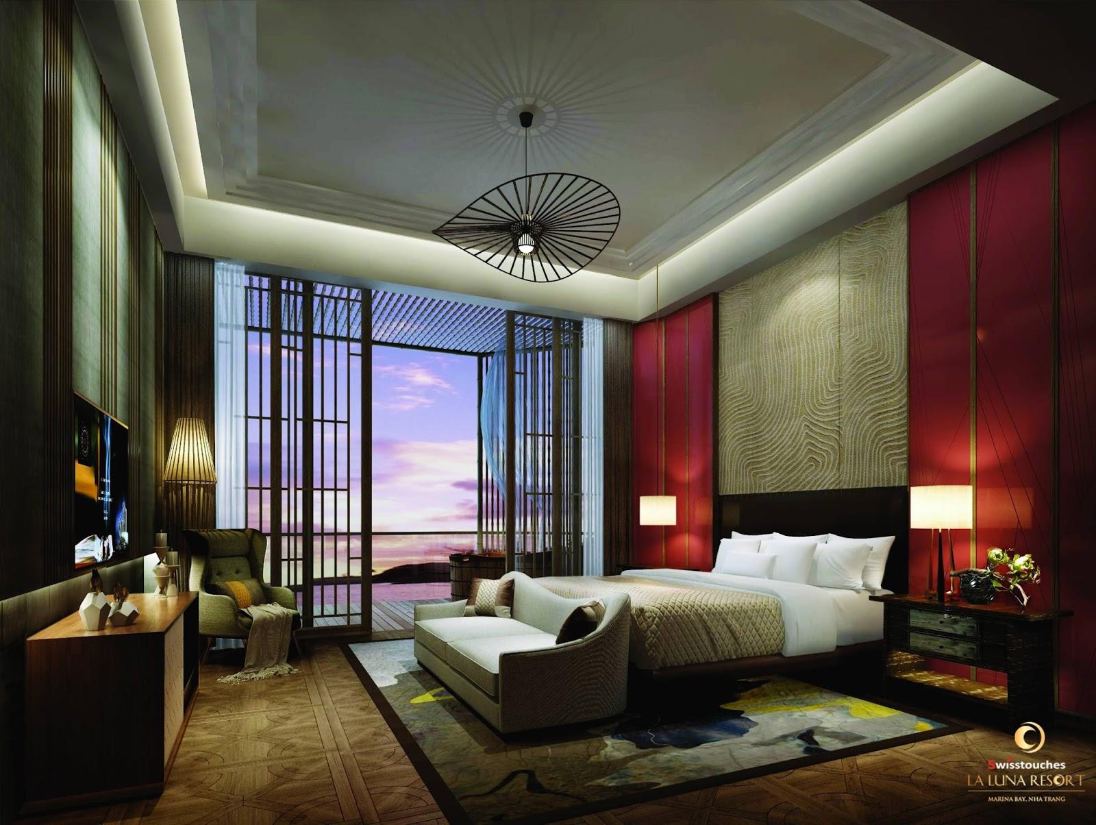 Giá bán căn hộ La Luna Resort Nha Trang