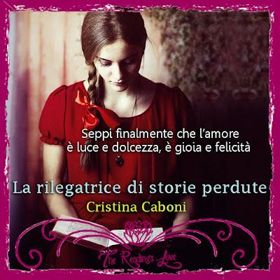 la rilegatrice di storie perdute cristina caboni