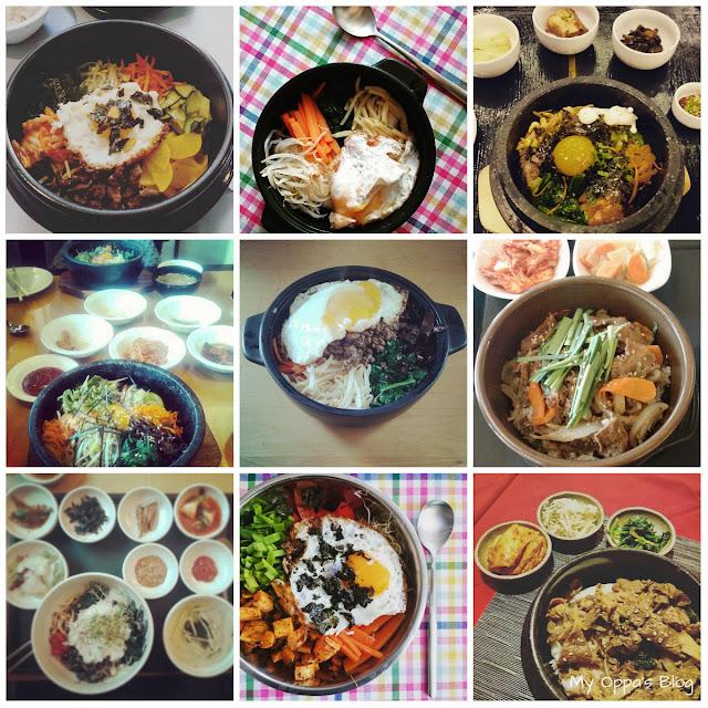 Bibimbap (비빔밥) vol 2 - wersja wegetariańska
