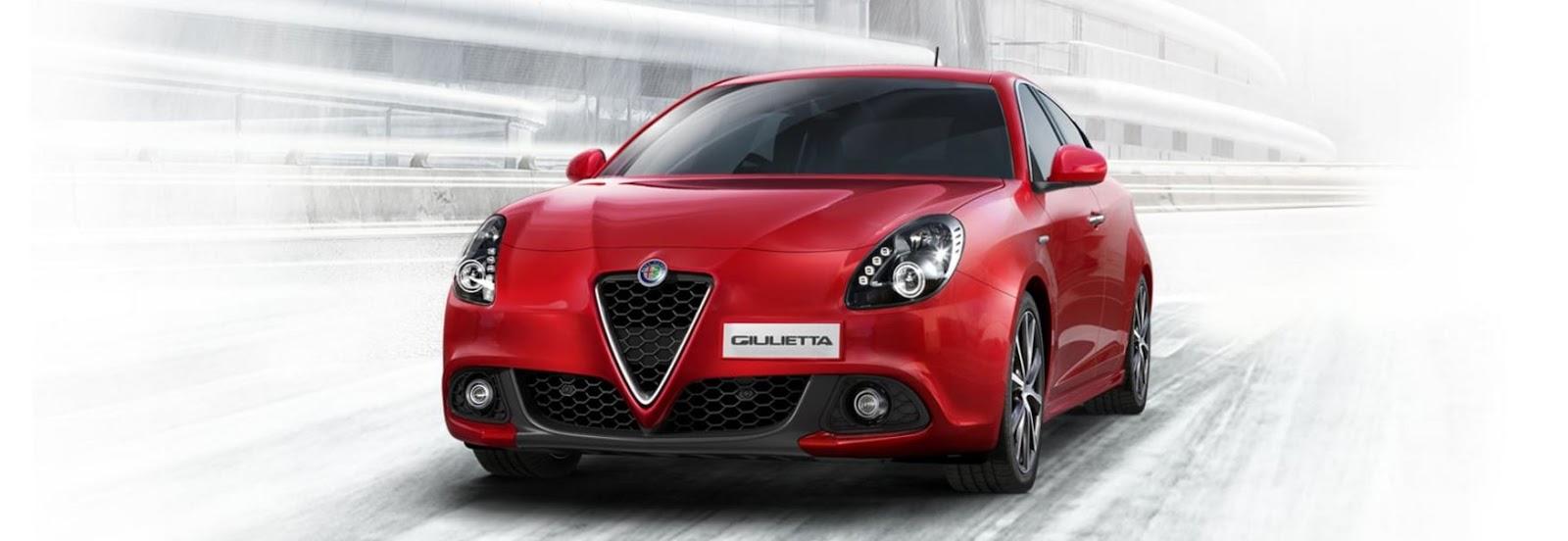 Offerte Alfa Romeo promozione Giulietta - Febbraio 2017