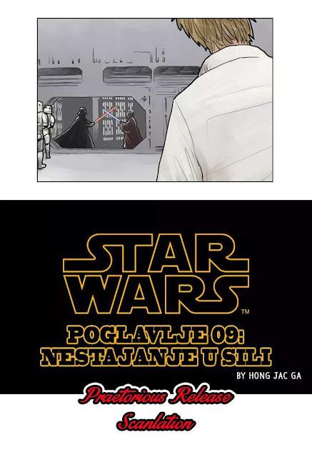 Nestajanje u Sili - (Webcomic Star Wars) - Ratovi Zvezda