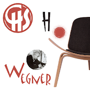 SHELL CHAIR CHO7 BY HANS J. WEGNER