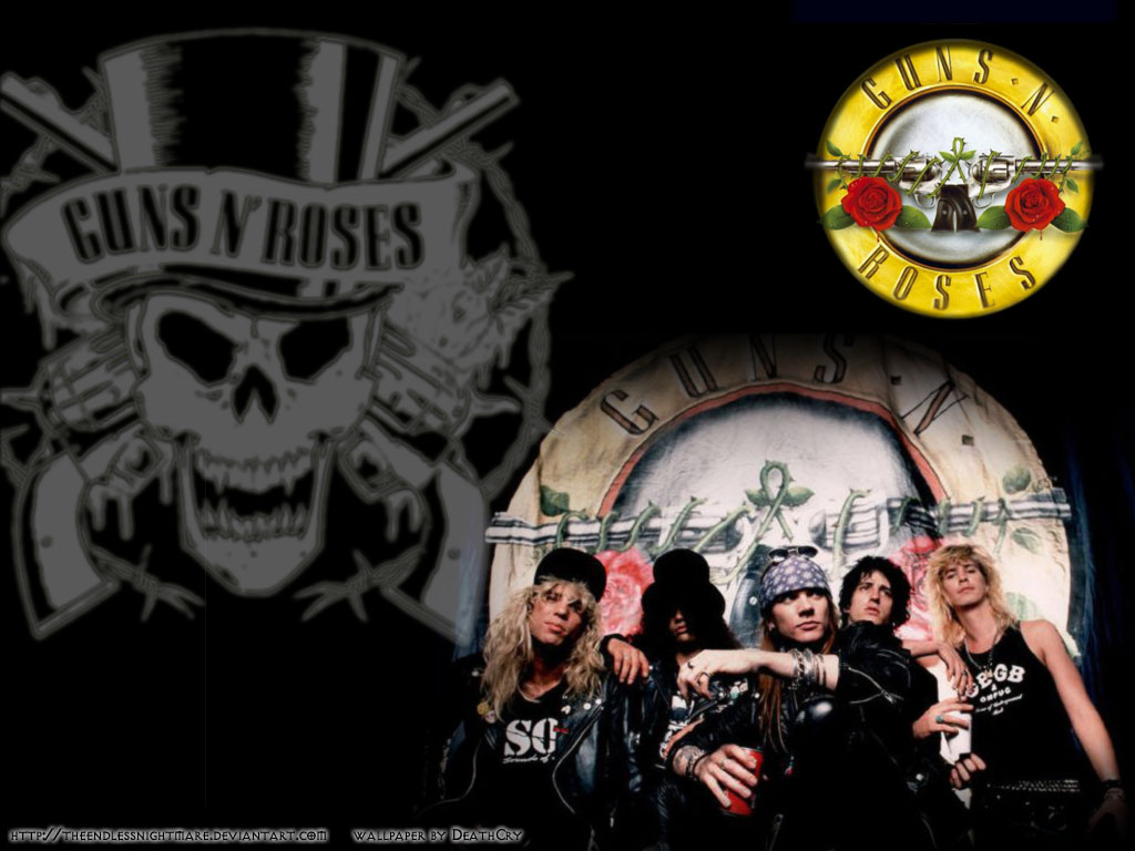 Wallpapers De Anime Wallpapers Led Zeppelin Y Guns And Roses