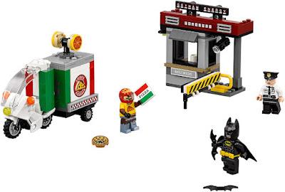 LEGO Batman La Película 70910 Entrega Especial de Scarecrow
