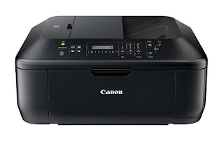 ink helpful XL cartridges together with broadband printing together with duplicating Canon PIXMA MX395 Drivers Download