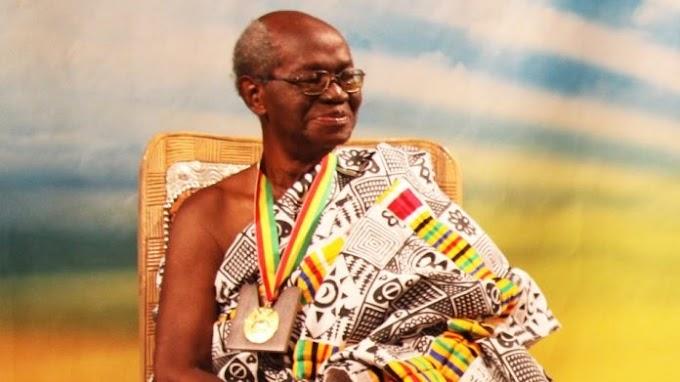 Famous music composer Prof. Nketia dies at 97