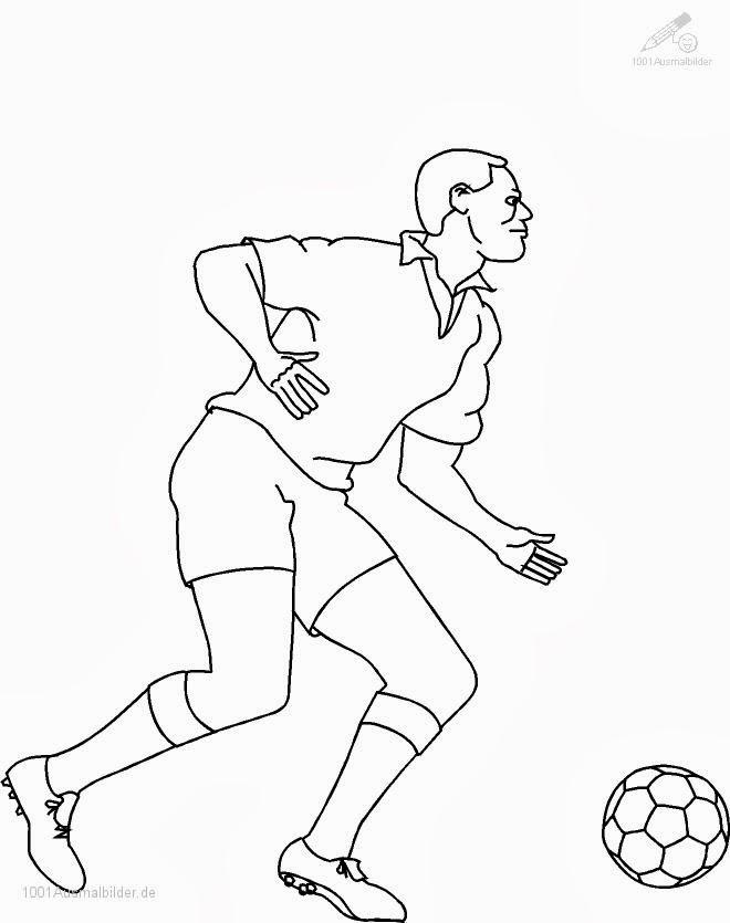 fußball malvorlagen ausdrucken