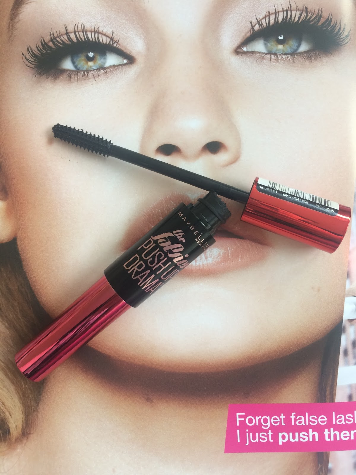Maybelline The Falsies Push Up Drama Mascara Review | The ...