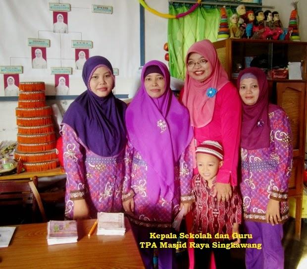 Journey: MASJID RAYA SINGKAWANG