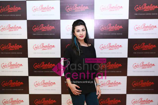 Launching of Tea Time Platter at Cafe Baebare In Lahore