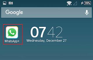 2 aplikasi Whatsapp dalam satu hp