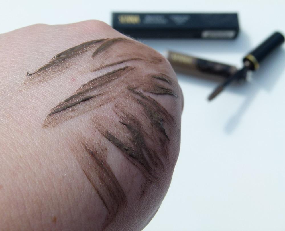 1001 Pasji Dobry Zawodnik Senna Cosmetics Brow Fix X Eyebrow