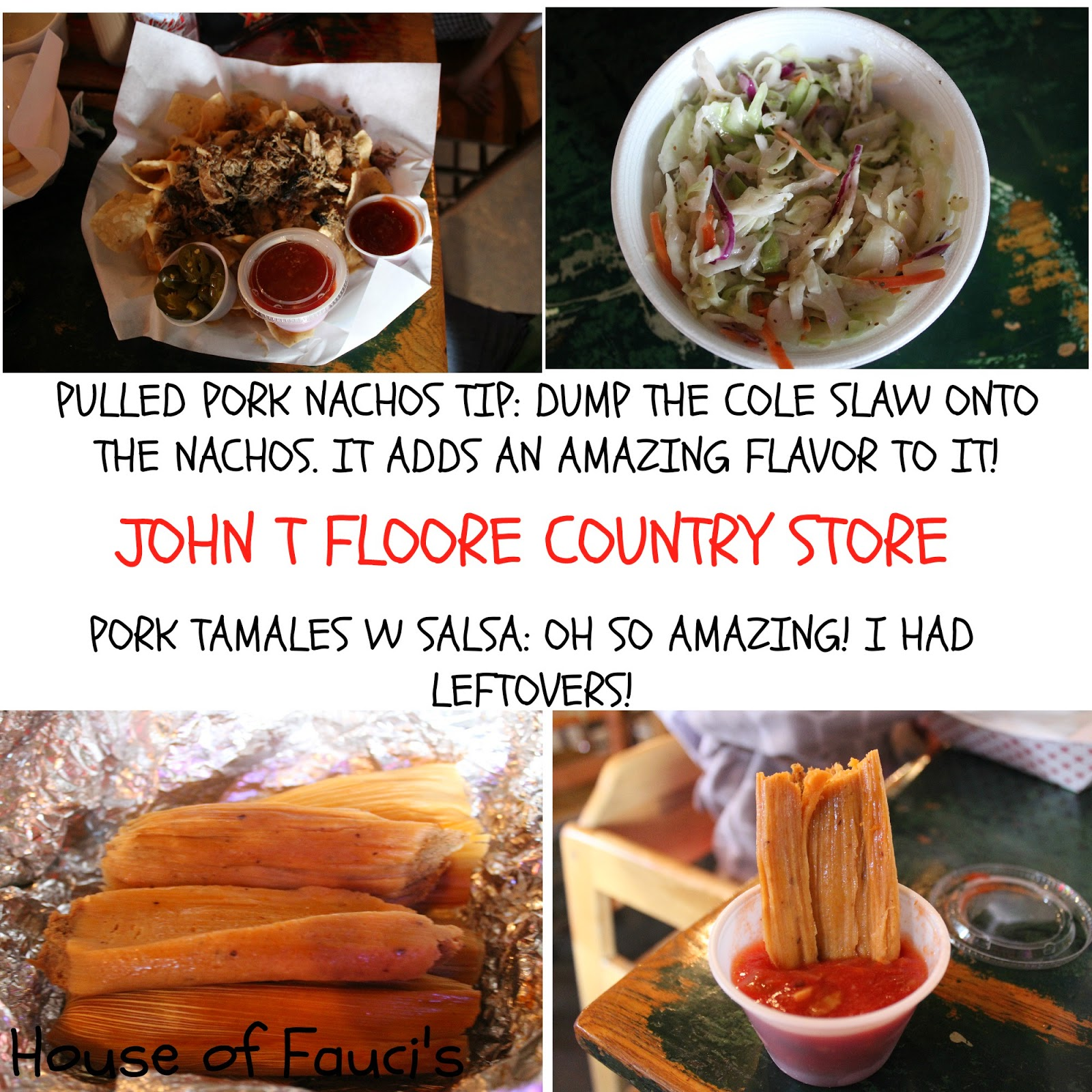 House Of Fauci S John T Floore Country Store A House