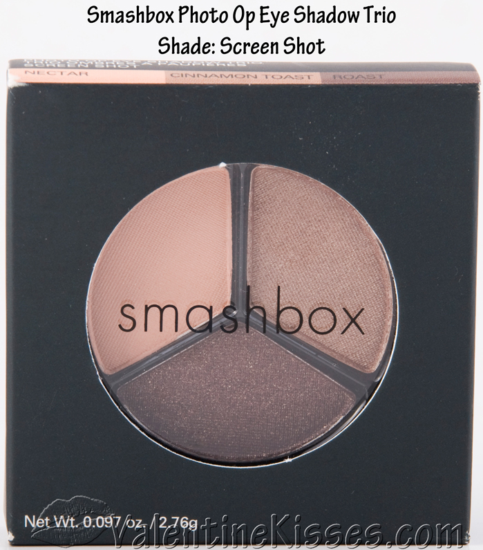 Valentine Kisses Smashbox Photo Op Eye Shadow Trio In Screen Shot