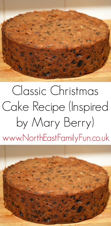 Mary berry luxury christmas cake recipe