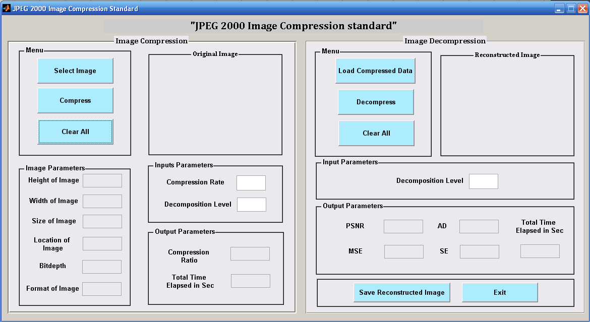 Image Processing Fundamentals, Basics of MATLAB and Embedded System